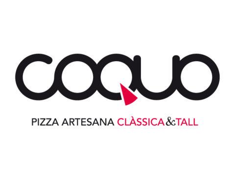 COQUO pizza artesana – Identitat Visual